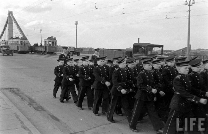 Москва, 1947 год