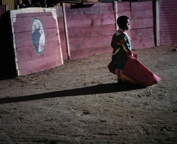 Мексиканские карлики-тореадоры