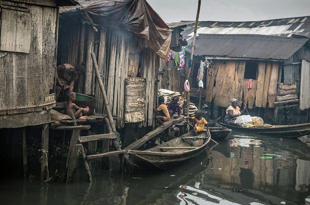 Рыбацкая деревня выглядит как и 200 лет назад