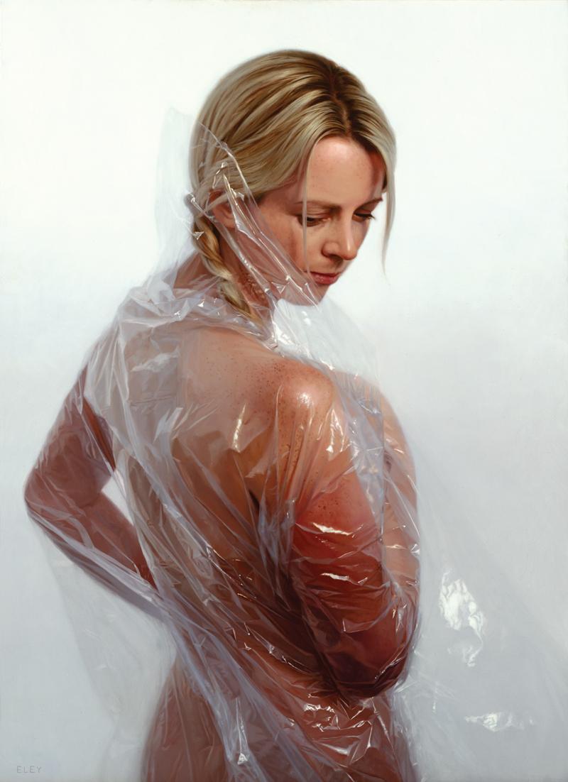 Гиперреалистичные картины Robin Eley
