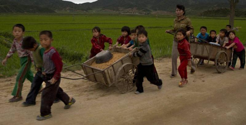 Северная Корея от известного фотографа