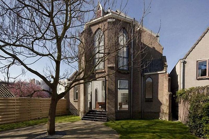 Оригинальные и неповторимые дома