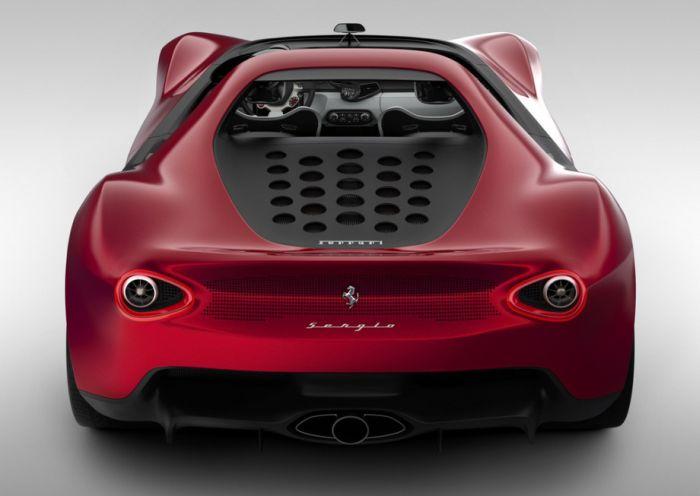 Суперкар Ferrari Sergio