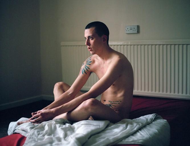Английские натуристы фотографа Лоры Паннак