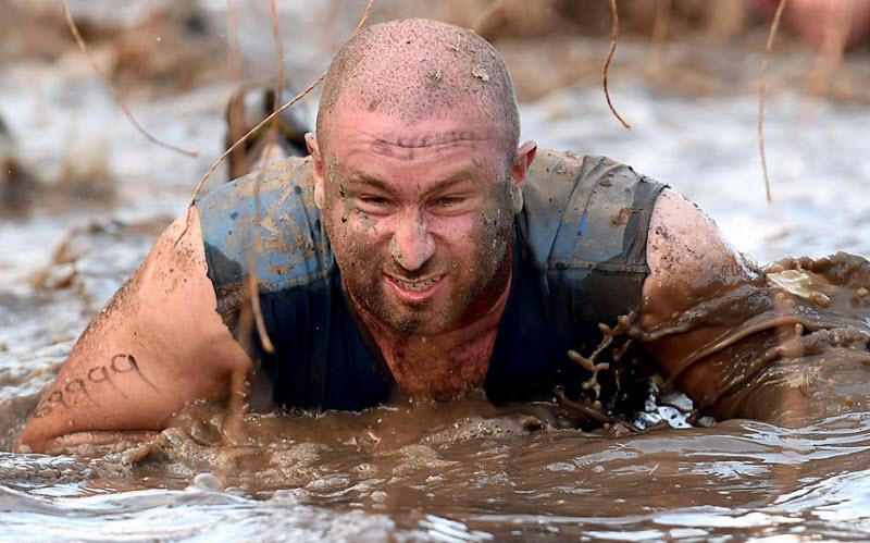 Tough Mudder для любителей грязи