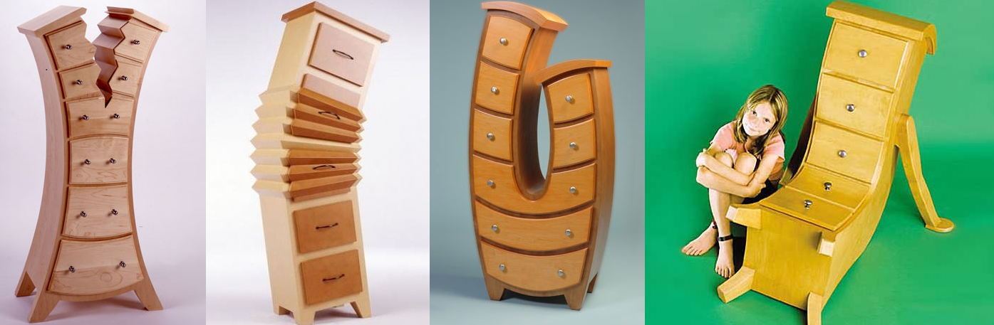Мебель для детской комнаты от канадского дизайнера