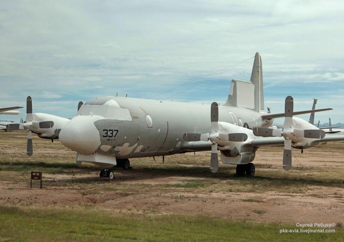 Авиационная база в США