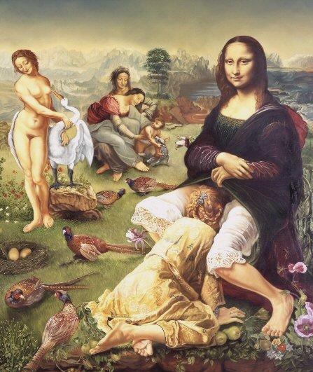 Художники и эротика фото 130-499