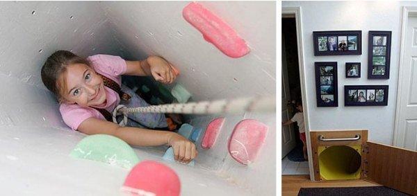 Игровое пространство для детей в доме