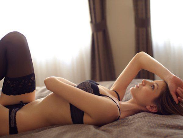 Красивые девушки в соблазнительном нижнем белье