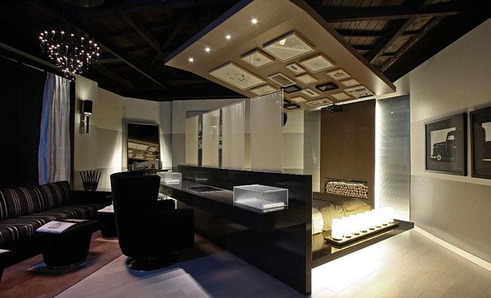 20 креативных идей домашнего офиса в спальне