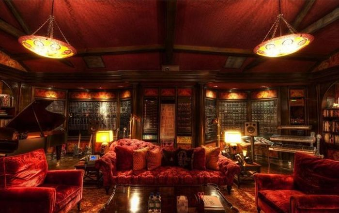 Интересные и необычные помещения
