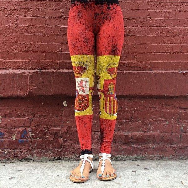 Ножки из Нью-Йорка