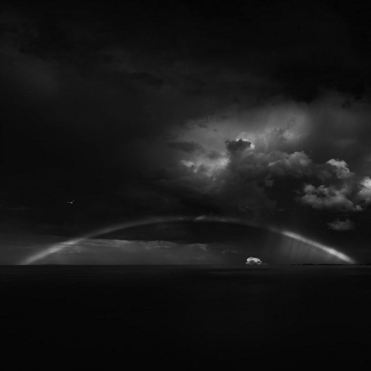 Черно-белые пейзажи фотографа Гэвина Данбара