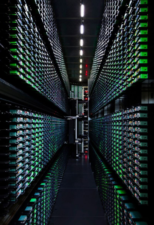 Футуристичные дата-центры Google