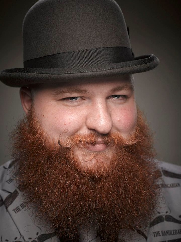 Конкурс усов и бород World Beard and Moustache Championship 2014