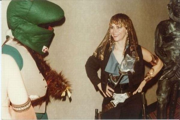 Косплеи 80-х годов прошлого века