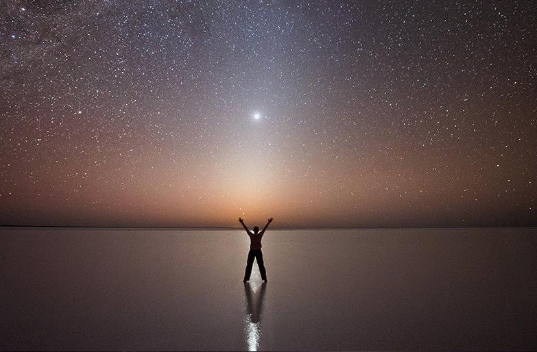 Волшебные ночные снимки