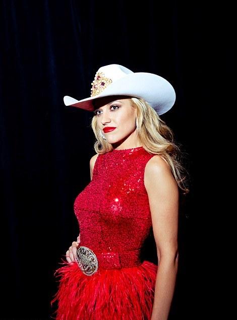 Конкурс красоты Мисс Родео Америки 2014
