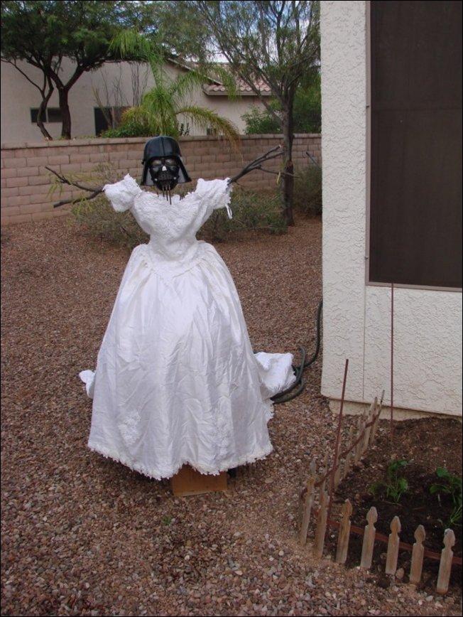 Как использовать свадебное платье бывшей жены