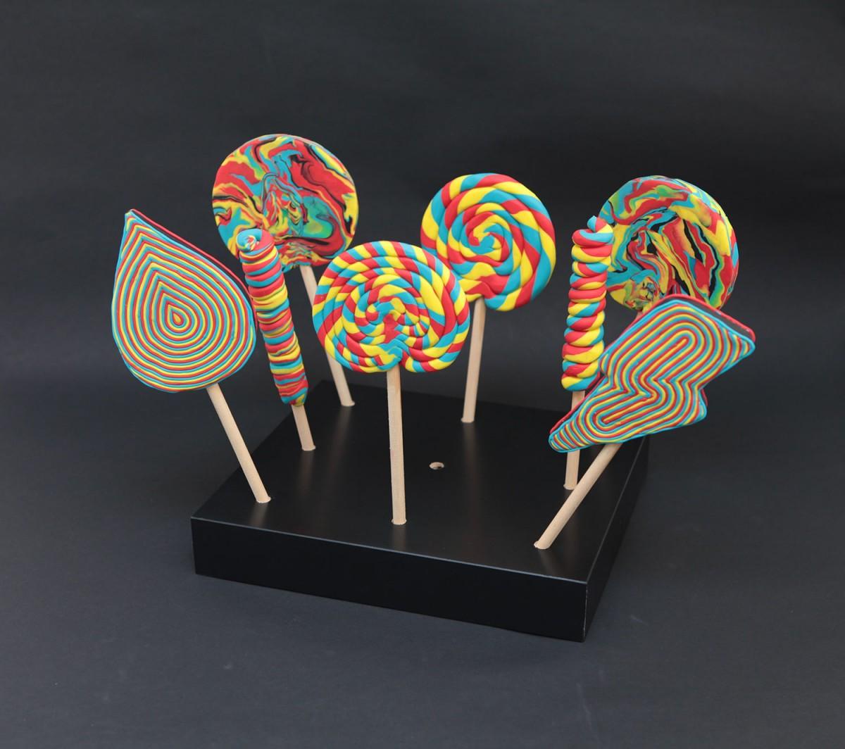 Скульптурные возможности пластилина Александры Бруэль