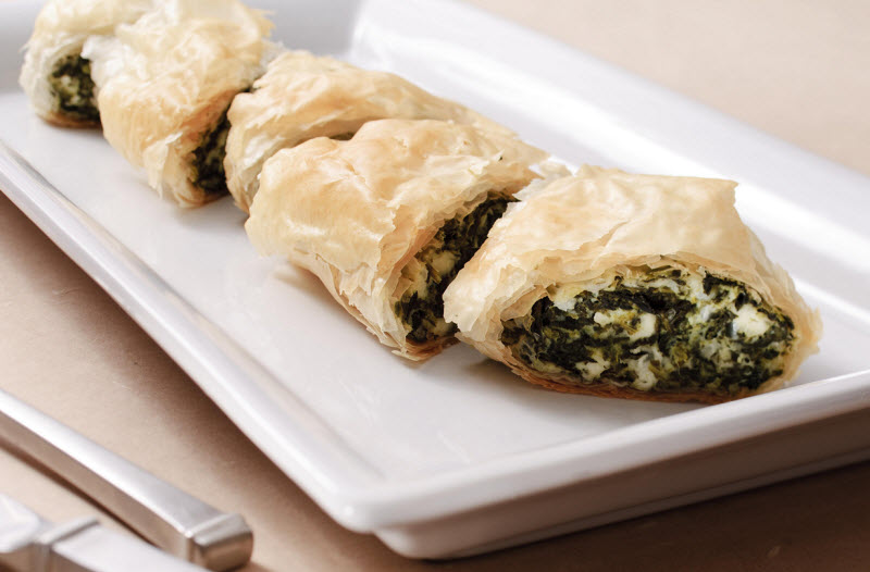 Традиционные блюда греческой кухни