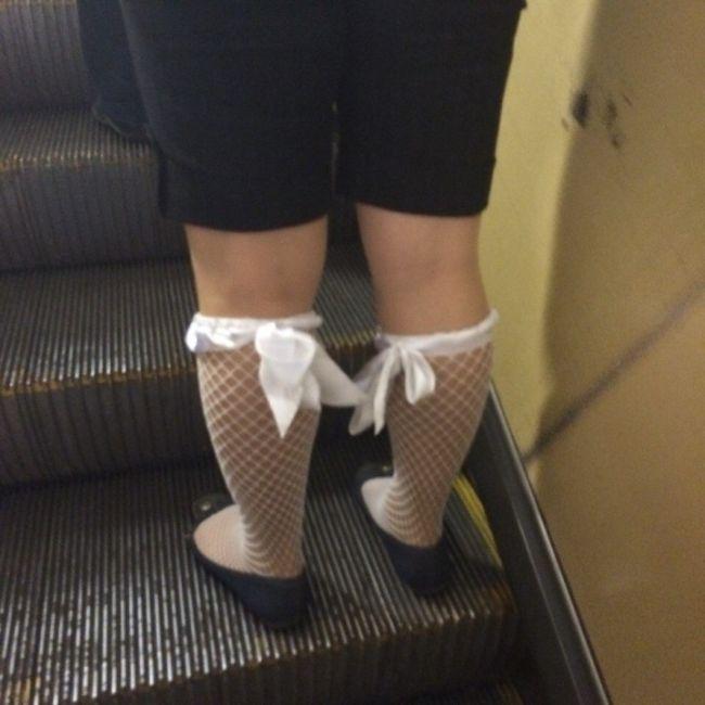 Мода в российском метро