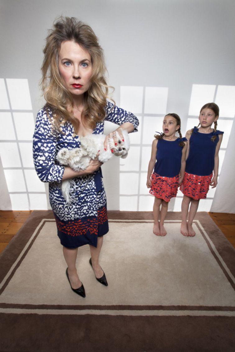 Семейное счастье от матери двоих детей