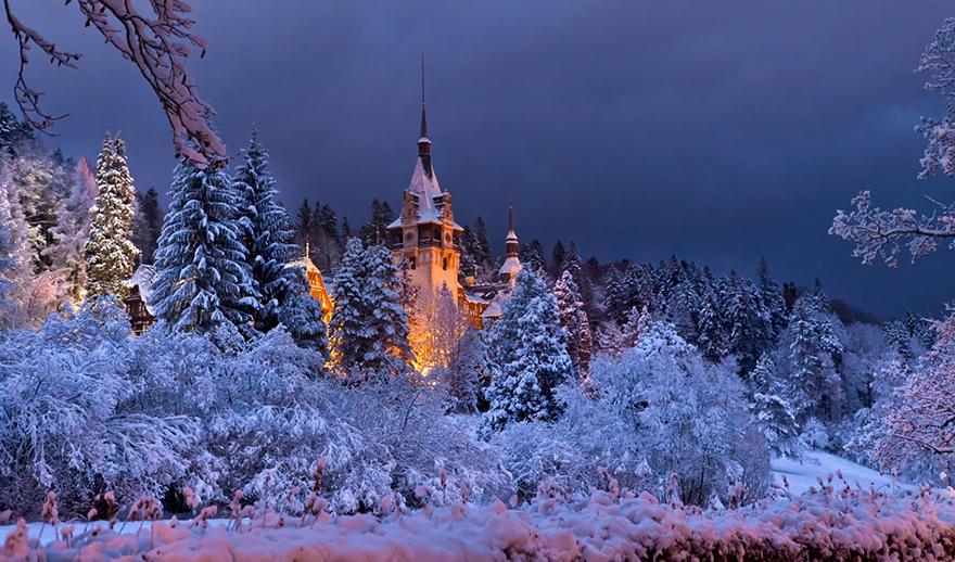 Удивительно красивые ландшафты Румынии