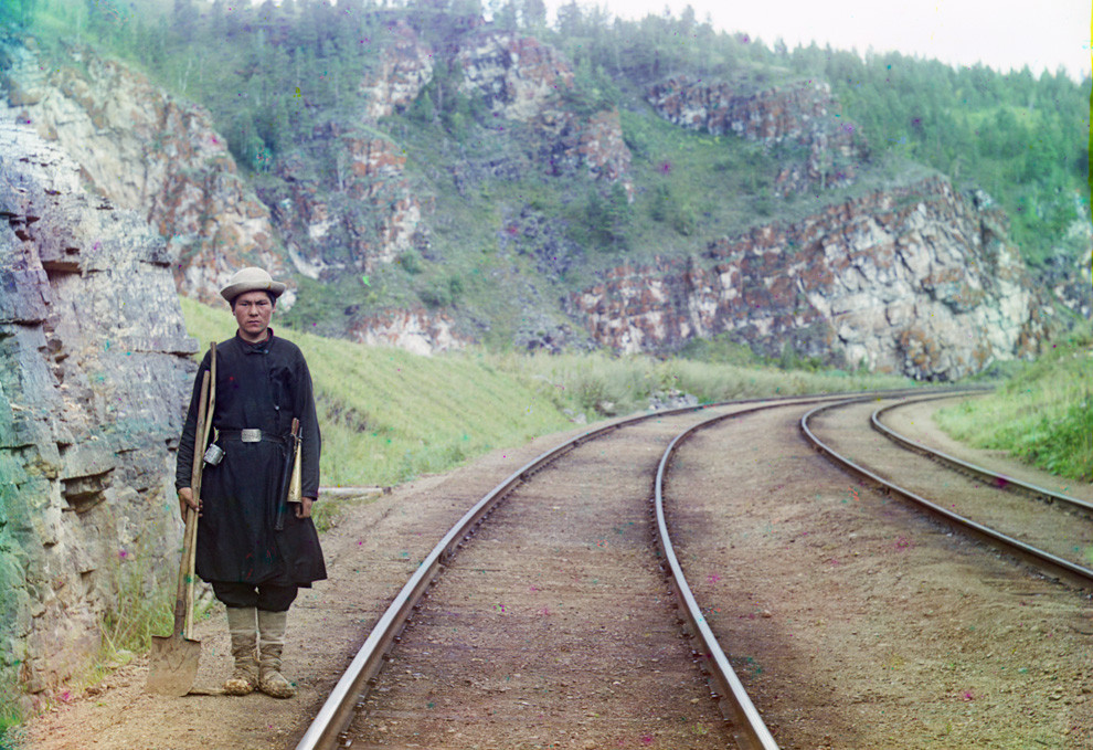 Российская империя на снимках Прокудина-Горского