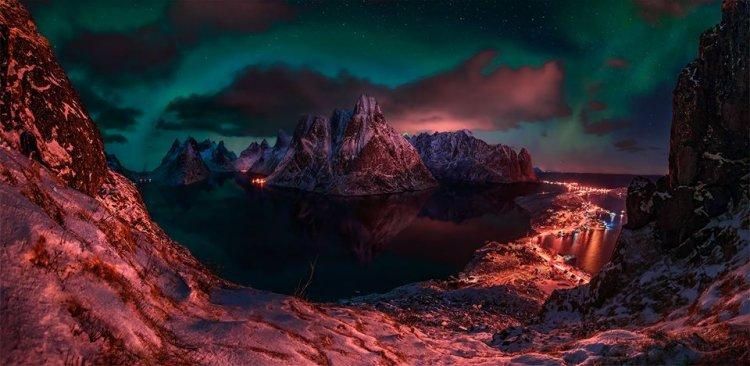 Пейзажи фотографа Макса Райва