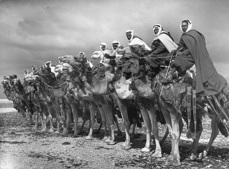 Фотографии Сирии 1940 года