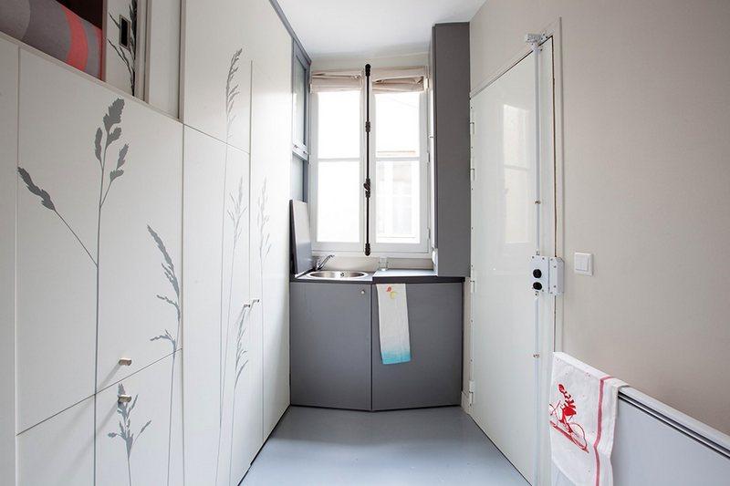 Квартира площадью 8 кв метров