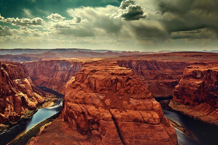 Потрясающие пейзажи Тима Нависа