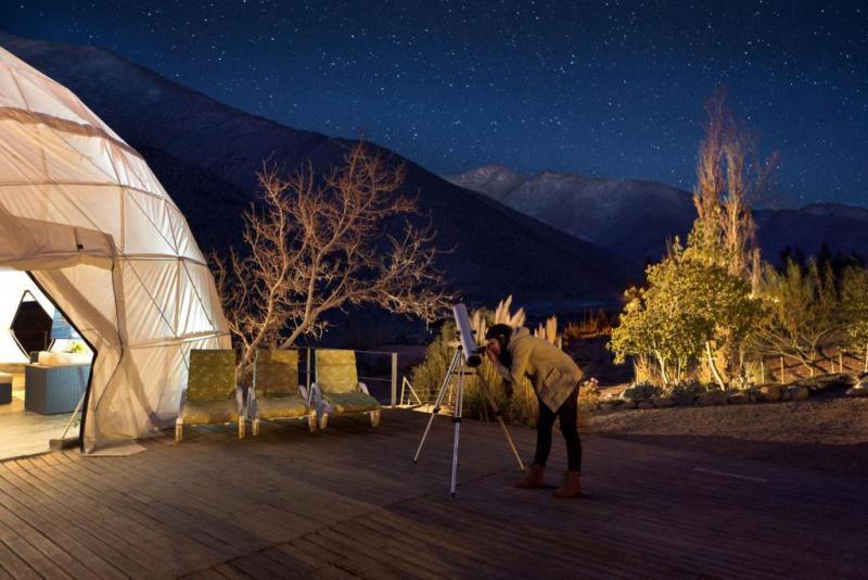 5 мест для наблюдения за метеоритами