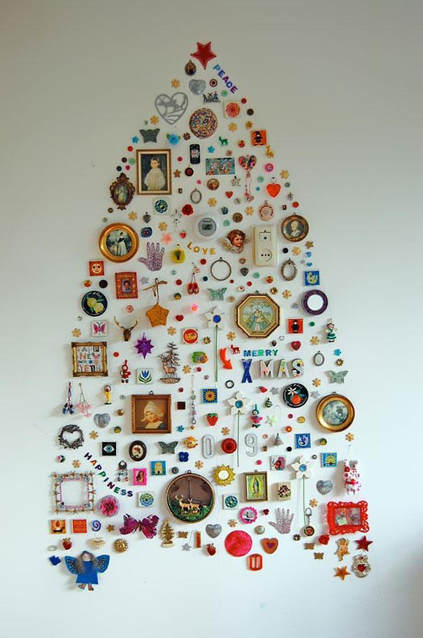 Альтернативные новогодние елки