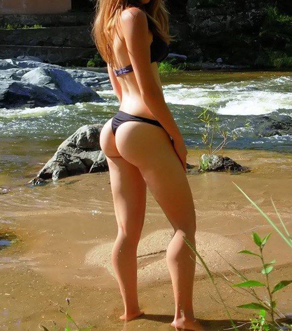 Сексуальные девушки и их округлые формы