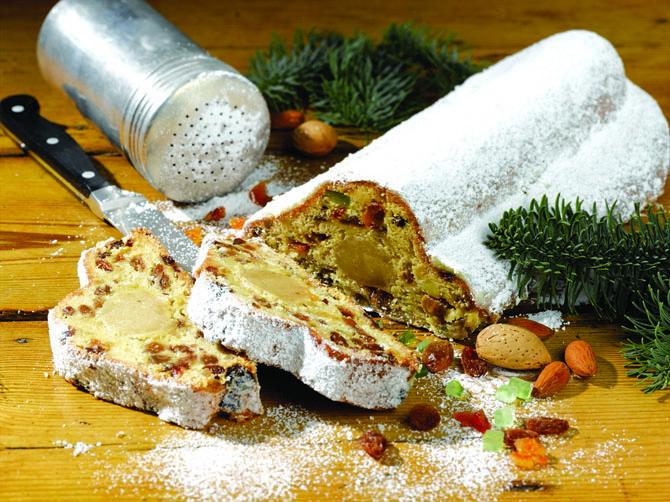 Лучшие десерты европейских кухонь на Рождество