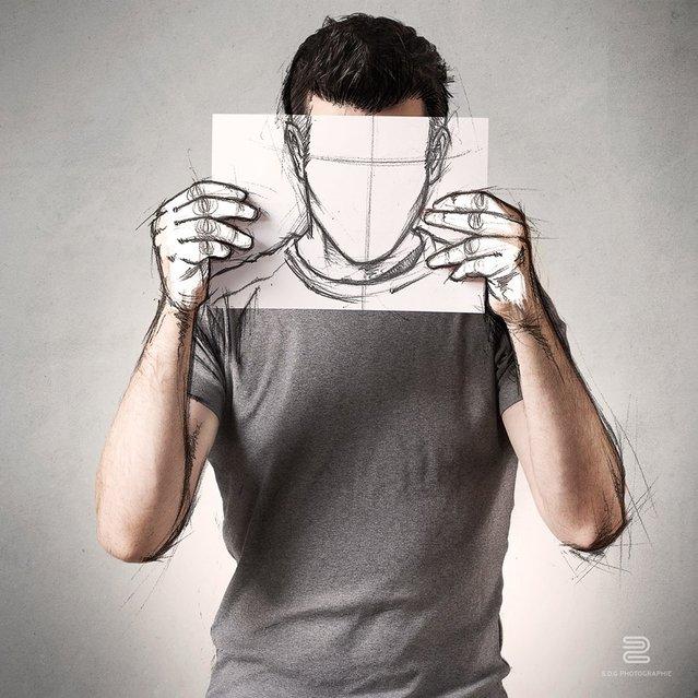 Рисунки проникают в реальность