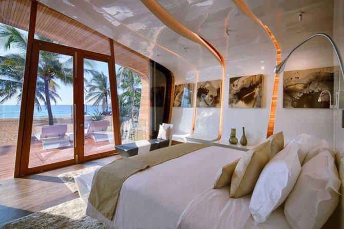 Hotel moderno en Tailandia
