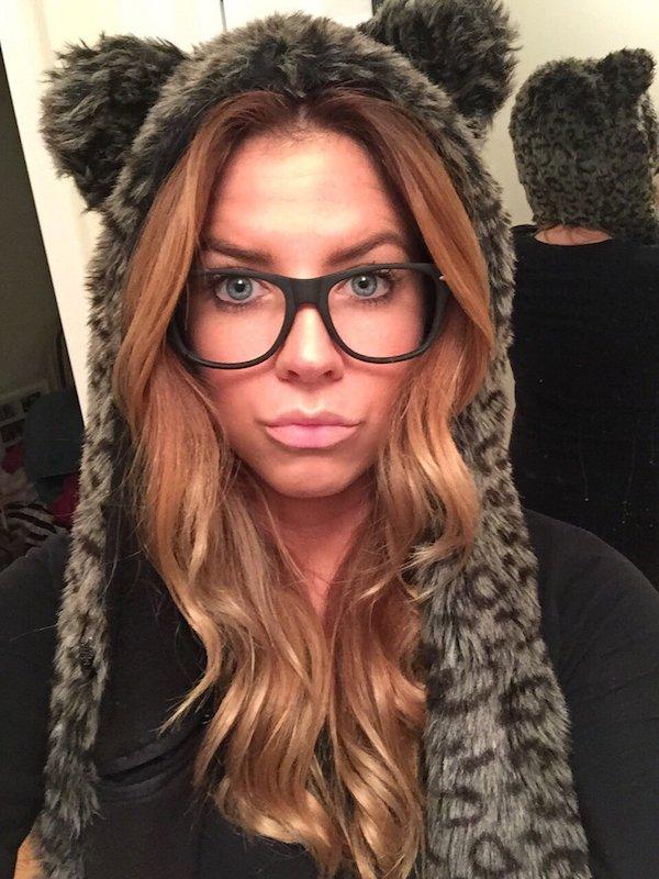 Сексуальные девушки в очках