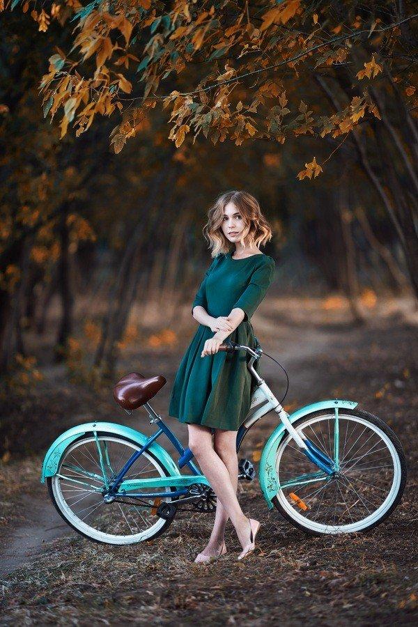 Женская красота на портретах Александра Виноградова