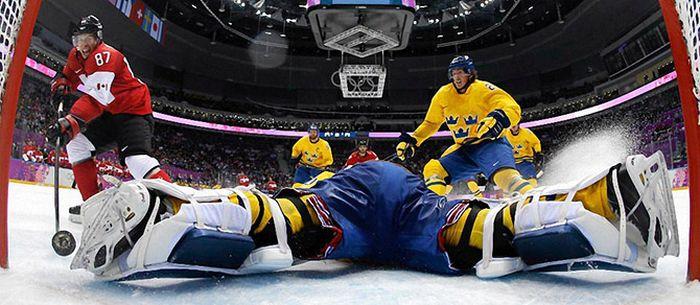 40 лучших спортивных фотографий 2014