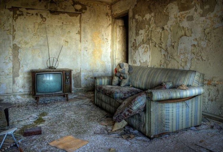 Заброшенные гостиницы