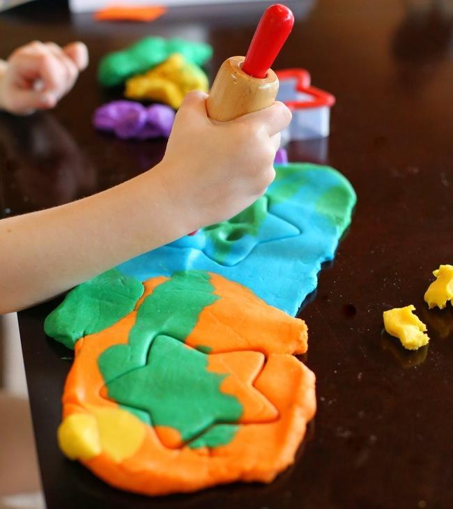 Как сделать ребенку пластелин - Device812.ru