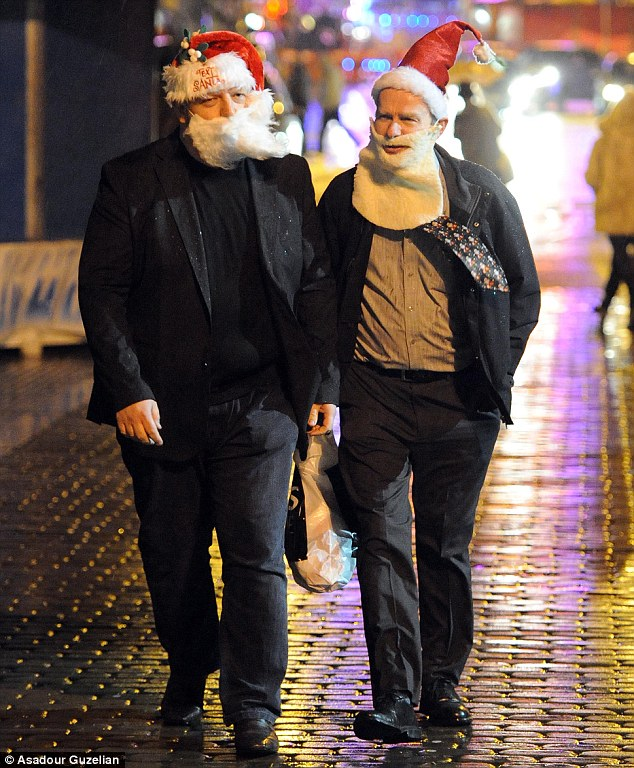 Безумная пятница - Рождественские вечеринки в Англии