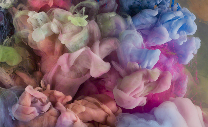 Цветовые миры Кима Кивера