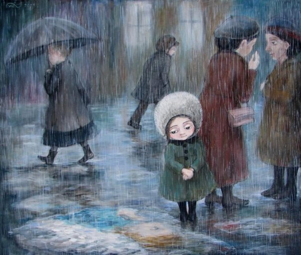 Картины Нино Чакветадзе