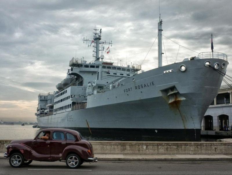 Куба - музей раритетных автомобилей