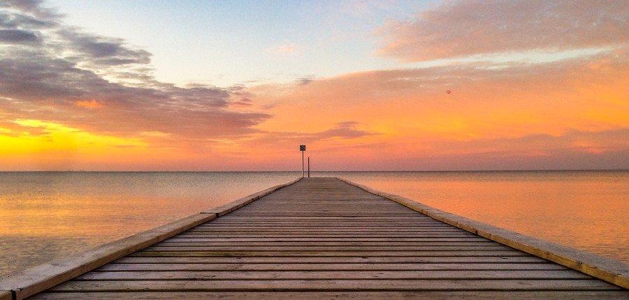 Пейзажные фотографии, снятые на iPhone